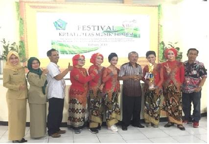 gf juara 1 musik tradisionalI kab(2018)